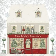 Merrybright's Emporium by Sally Swannell