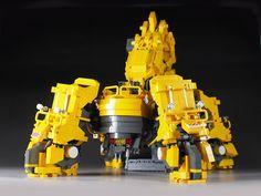 Gunnlöð the Future Heavy Equipment 05 | Flickr - Photo Sharing!