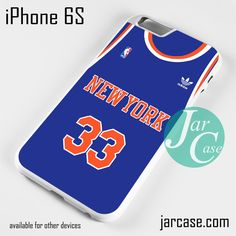 Newyork Knicks Basketball Jersey Phone case for iPhone 6/6S/6 Plus/6S plus