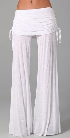 Cheap pants beach, Buy Quality pants fall directly from China pants cat Suppliers: ZANZEA Women 2017 Summer Fall Elastic Waist Pleated Loose Comfortable Wide Leg Long Pants Casual Solid Trousers Plus Size Cute Fashion, Fashion Outfits, Style Fashion, Petite Fashion, Fall Fashion, Latest Fashion, Comfy Pants, Casual Pants, Women's Pants