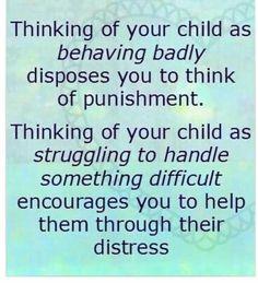 Parenting/discipline better perspectives
