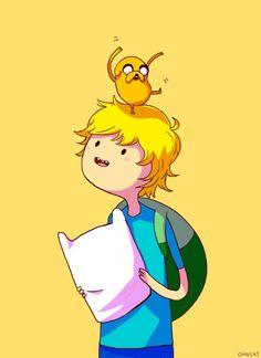Adventure Time dancing jake