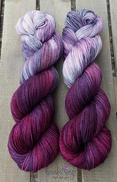 Merino Nylon Sport 3 ply, Hand dyed yarn, NSW Merino Wool/ Nylon, 328 yds/ 100g: Tell-Tale Heart. by Lambstrings on Etsy