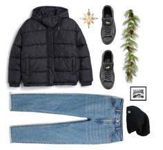"""""""Forever"""" by h-carter on Polyvore featuring moda, Monki, Puma i GE"""