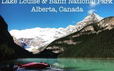 Weekend Getaway: Banff National Park Banff National Park, National Parks, Weekend Getaways, North America, Road Trip, Mexico, Canada, Usa, Travel