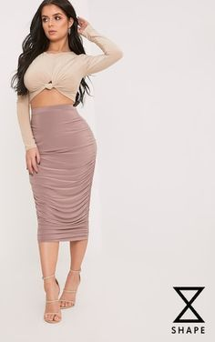 Blessed with a body like an hourglass? Good for you girl. PLT Shape is designed with you in mind,...