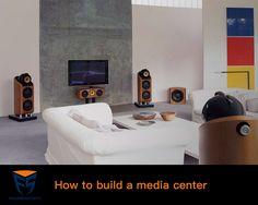Mediacenter Build Your Own Media Cente Small Room Decor Living