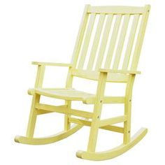 Bali Hai Rocking Chair
