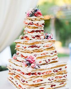 More Information. More Information. Mille Feuille Wedding Cake ...