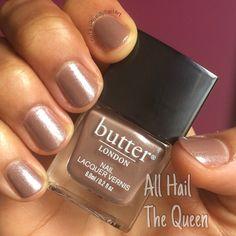 Butter London All Hail the Queen (Winter 2015 Glitz & Glam)