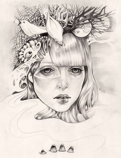 Martine Johanna Fashion illustrations ... | Fashionary Hand