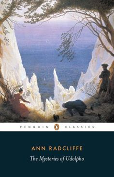 The mysteries of Udolpho. the gothic novel by excellence.