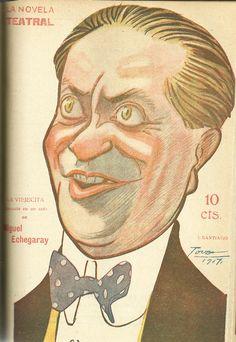 La viejecita : zarzuela cómica en un acto y dos cuadros en verso. Miguel Echegaray (1848-1927). Madrid : La Novela Corta. 1917. http://bvirtual.bibliotecas.csic.es/csic:csicalephbib000554055