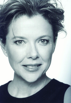 Annette Bening - (1958-  ) stage and film actress.  Wife of Warren Beatty.  Golden Globe winner.  Numerous nominations for various awards.