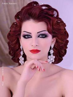 Arabic Bridal Makeup See More S Media Cache Ak0pinimg