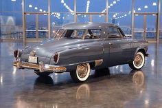1951 Studebaker Commander Starlight Coupe