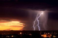 El Paso Sunset Monsoon - Awesome!