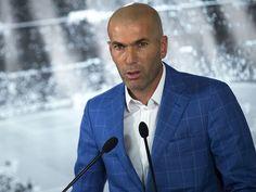 Zinedine Zidane backs James Rodriguez, Isco #Real_Madrid #Football