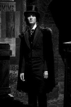 neo gothic fashion men
