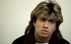 Quando mais sucesso a dupla Wham! fazia, mais loiro George Michael ficava . Foto: Getty Images