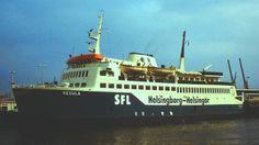Regula i Helsingborg Havn, (1992)
