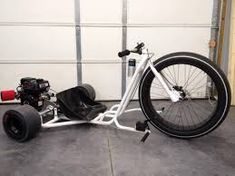 Resultado de imagen para motorized drift trike
