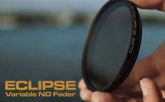 NEW Genustech Eclipse ND Fader Filter