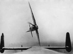 Spitfire attack on Dornier 17.