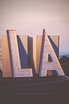 If Hollywood is a verb, LA is surely more than the sum of its parts.....
