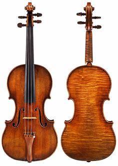 Antonio Stradivari (1644-1737) - Violin Auer - Cremona (1690)