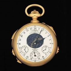 Die teuerste Uhr der Welt – Henry Graves Supercomplication