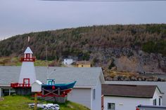South West Arm  Newfoundland Canada