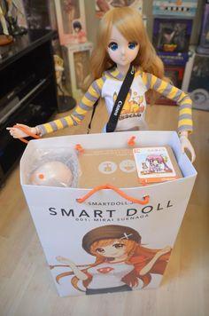 Kizuna Yumeno Smart Doll by Frickel_HF