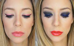 Dior makeup by Helena Lunardelli