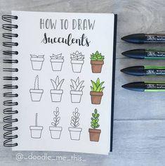 Easy Doodles Drawings, Easy Doodle Art, Simple Doodles, Bullet Journal Notebook, Bullet Journal Inspiration, Doodle Art For Beginners, Bullet Journal Lettering Ideas, Doodle Art Journals, Bullet Journal Aesthetic