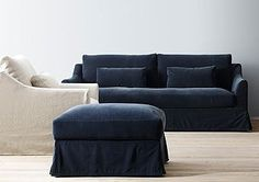 The Farlov Sofa series review by Comfort Works
