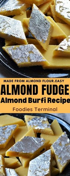 You'll love these easy homemade almond burfi also known as Badam Burfi or Almond flour Fudge recipe. The post covers every tips & tricks to make a batch of Almon Burfi from scratch at home using store bought almond flour. Make a fresh batch, these easy dessert is so delicious. For such easy recipes follow my blog @foodiesterminal.com #badamburfirecipe #almondflourburfi #almondflourfudge #almondflourrecipe #indiandessert #barfi
