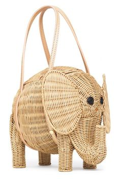 elephant picnic basket elephant picnic basket! Gah the so cute! durupaper.com #kate_spade