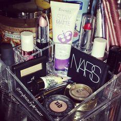 Some everyday products...Nars, Rimmel, Urban Decay, Milani, L'Oréal, Lorac, Benefit...  #makeup #motd #fotd #makeupmess #makeupporn #bitebeauty #lipstick #benefit #nyc #newyorkcolor #wetnwild #rimmel #rimmellondon #primer #staymatte #elf #lorac #nars #blush #orgasm #milani #urbandecay #sin #eyeshadow #makeupforever #mufe #mini #samples