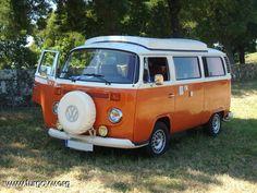 Volkswagen Kombi T2b
