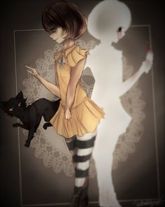 Fran Bow + by Mirroredsketchy                                                                                                                                                                                 More