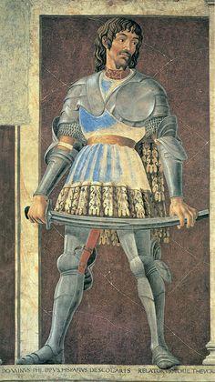 56. Wódz z Villi Carducci, Castagno