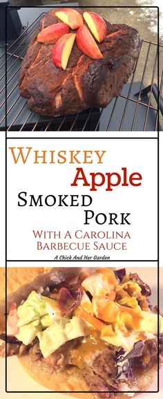 We love our smoker! This is by far the best pulled pork I've had, and the Carolina Barbecue Sauce is amazing!