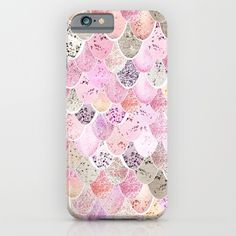 HAPPY MERMAID iPhone is the new summer add of the popular REALLY MERMAID series. If you loved the design, but are more on the feminine side, here is your case! I hope you love it ❤️