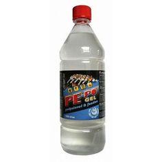 Podpaľovač PE-PO®, gélový, 1000 ml, SR Water Bottle, Drinks, Drinking, Beverages, Drink, Beverage, Cocktails