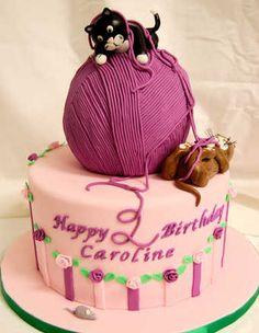 Homepage of Cake Art Studio