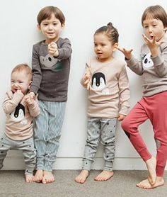 Winter Mate Loungewear is a product from the Kokacharm - Winter 2015 collection. You can order it at our wholesale market for Korean children fashion brands.