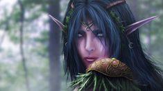 Výsledek obrázku pro fantasy elf
