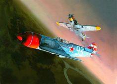 Lavochkin -7 (LA-7).