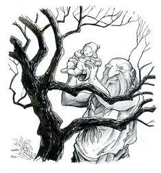 The Selfish Giant | SHOWS: The Selfish Giant | Pinterest | Selfish ...